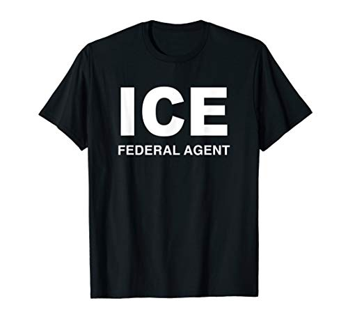 ICE Federal Agent US Border Patrol Halloween