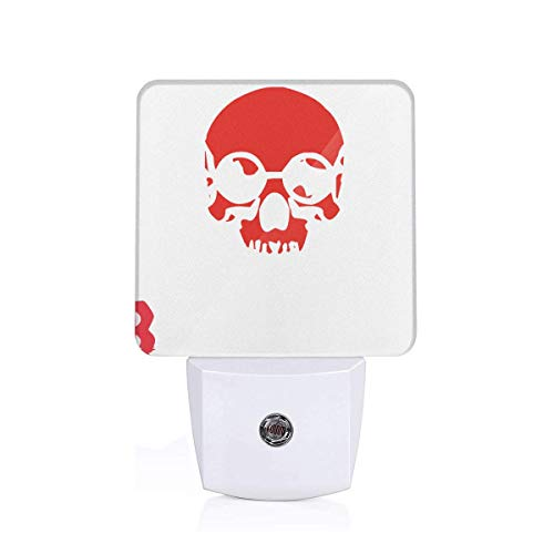 Jiu Jitsu Skull with Black Belt Printing LED Night Light Judo Throws,Human Skull,Judo Video Your Expect Quality My Lamp US