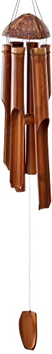 Cohasset 134 Large Plain ANtique Wind Chime (Wood Chimes)