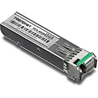 TRENDnet Dual Wavelength Single-Mode LC Module 1550, 20KM (TEG-MGBS20D5)