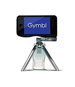iPhone 4 Tripod: The Gymbl by YOUBIQ includes Case, Grip, Tripod and Tripod Adapter/Mount for iPhone 4