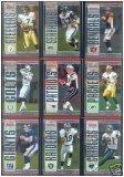 - 2005 Bowman Chrome Football Cards Set (110