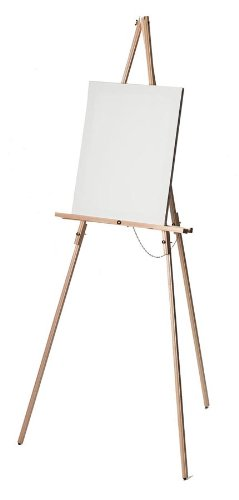 Darice 67 Inch Unfinished Sketch Easel