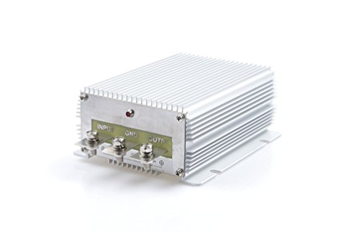 KNACRO DC-DC 12V 60A Converter Step-Down Buck Module 36V 48V (30-60V) to 12V 60A 720W Waterproof Power ()