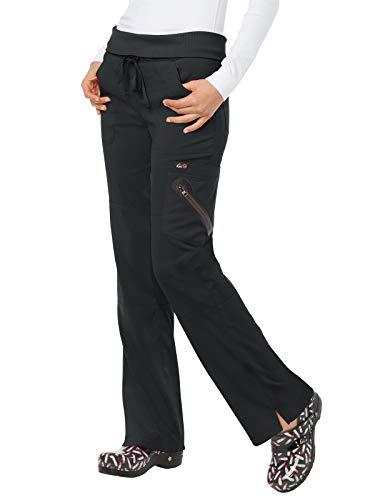 KOI lite 729 Women's Harmony Scrub Pant Black XSP