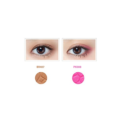 All Etude House Look At My Eyes Cafe