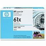 Brand New Genuine Hewlett Packard HP C8061X ( HP 61X ) Laser Toner Cartridge – Black, Designed to Work for HP LaserJet 4100 mfp, HP LaserJet 4100 tn, HP LaserJet 4100n, HP LaserJet 4101 mfp, Office Central