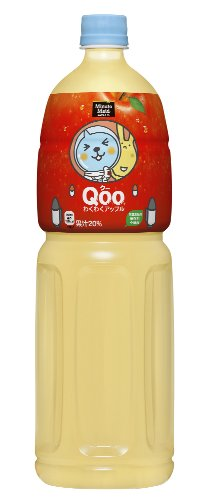 1.5LX8 this Coca-Cola Minute Maid Qoo excited about Apple by Qoo (Ku)