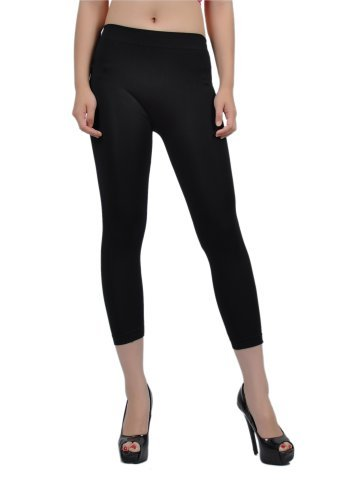 a62719a7d12 Soho Apparel Girls Seamless Lady Capri Legging SG-27-Black Nylon Spandex at  Amazon Women s Clothing store  Leggings Pants
