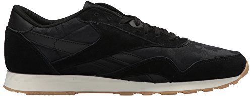 Reebok Men's CL Nylon SG Sneaker Black/Chalk buy cheap 2015 collections for sale cheap extremely buy cheap from china discount lowest price hX12o