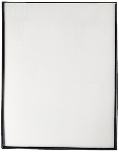 Front Snaps Durable (Snap 02P838C Front Loading Document Frame (Set of 12), 8.5 x 11