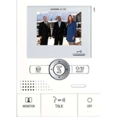 Intercom Master System (Aiphone JK-1HD Audio/Video Sub-Master Station for JK Series Intercom System by Aiphone)