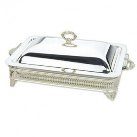 Reed & Barton Silver-plated 2-Quart Covered Baker/Casserole Dish by Reed & Barton