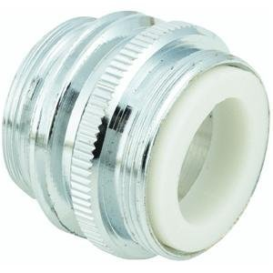 Dib Gs 437476 1 X Do it Dual Thread Faucet Adapter to Hose ()