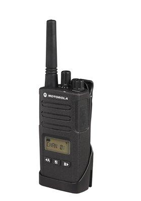 6 Pack of Motorola RMU2080D Two way Radio Walkie Talkies