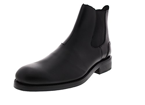 Wolverine Heritage 1000 Mile Montague Chelsea Boot Black Leather 12