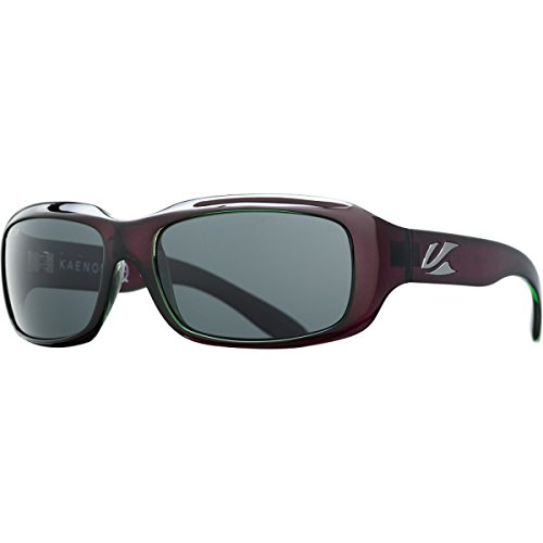 Kaenon womens Bolsa 006-07-Polarized G12 Polarized Sport Sunglasses,Polarized Eggplant,55 - Sunglasses Bolsa