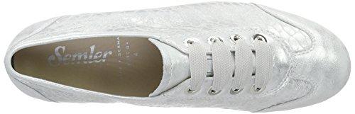 Semler Nele, Zapatillas de Cordones para Mujer blanco (blanco)