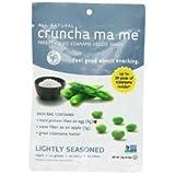 Cruncha Ma-me Freeze Dried Edamame Veggie Snack Lightly Seasoned — 0.7 oz
