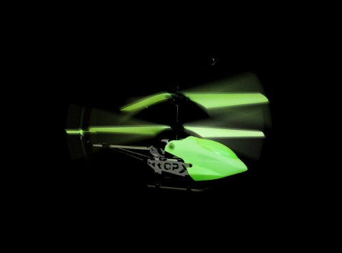 THUMBS UP Thumbsup UK, Glow in The Dark RC Helicopter by THUMBS UP (Image #1)