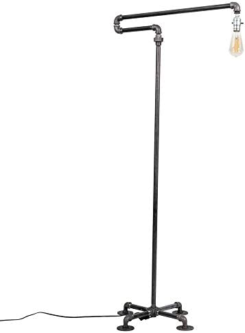 PIPE D COR Industrial Floor Lamp