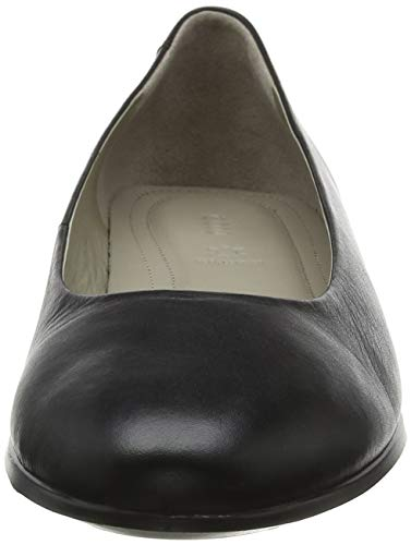 Nero ECCO Black 4001 Touch Donna 2 0 Ballerine rwOXawx