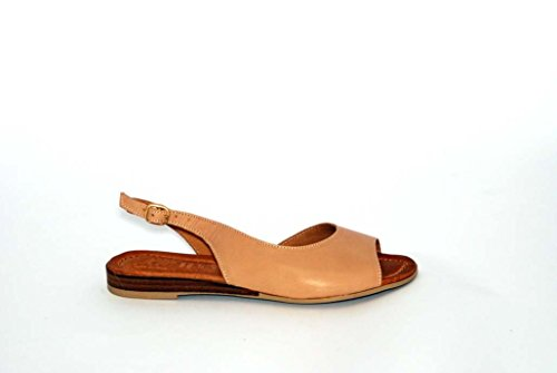 Sandali donna in pelle per l'estate scarpe RIPA shoes made in Italy - 09-8010