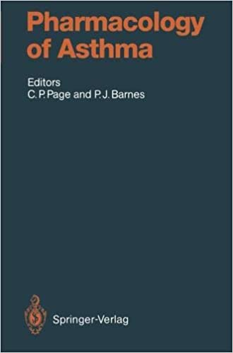 Pharmacology Of Asthma por Clive P. Page Gratis