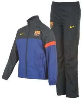 Nike Barcelona F.C. - Chándal para niño, 2012-13, 4-5 años: Amazon ...