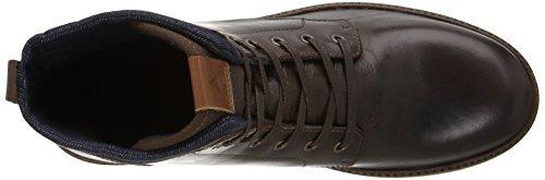 Aldo Men's Qorellan Boot, Dark Brown, 10.5 D US
