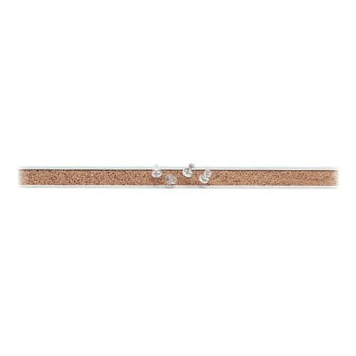 "Quartet Bulletin Board Bar, Cork Board Bar, 48"" x 1"", Alu..."