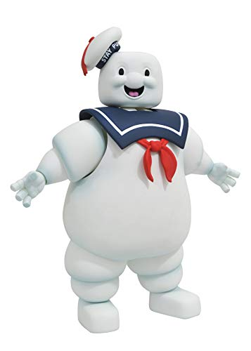 DIAMOND SELECT TOYS The Real Ghostbusters: Stay Puft Marshmallow Man Select Action Figure]()