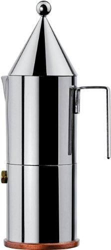 Alessi La Conica Espresso Maker - 6 Cup by Alessi