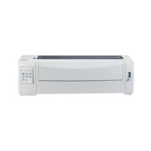 Lexmark Forms Printer 2581+ Dot Matrix Printer - Monochrome - 9-pin - 618 cps Mono - 240 x 144 dpi - USB - Parallel ()