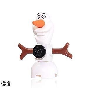 LEGO Disney Princess Frozen Minifigure – Olaf the Snowman (41062)