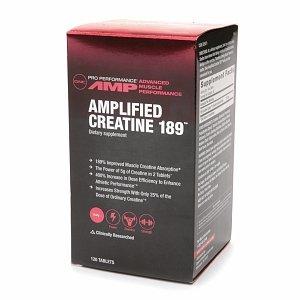 GNC Pro Performance AMP Amplified Creatine 189 120 Caps