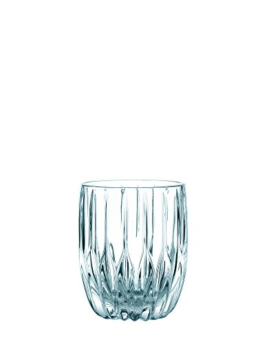 Nachtmann - The Life Style Division of Riedel Glass Works 93431 Prestige Tumbler, Set of 4, Clear (Glasses Lane Park Mikasa)