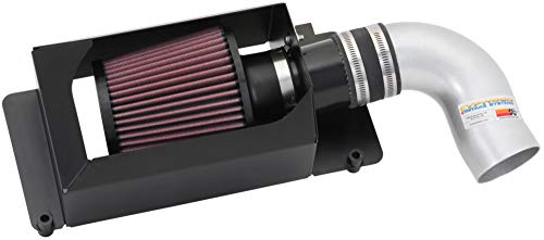 K&N Engineering 69-2023TS Multi Typhoon; Mini Cooper S L4-1.6L F/I, 11-15 Performance Air Intake System (Motor Mini Cooper S)