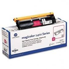 Genuine OEM brand name KMBS 2400W/2430DL Magenta HI- CAP Toner (4.5K Yield) 1710587006