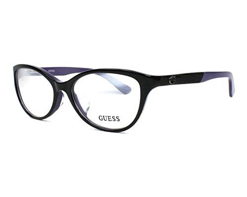 Optical frame Guess Acetate Shiny Black - Lila (GU2509-F - Optical Frames Guess