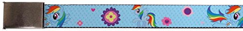 My Little Pony 80's Toy Rainbow Dash's Trot Web Belt
