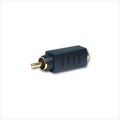 Comprehensive S-Video 4 pin Female to RCA Male Bi-Directional Adapter