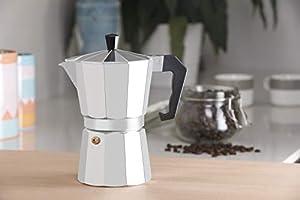 Cafetera italiana Royalford para espresso - Macchinetta ...