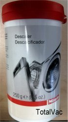(Miele Care Descaler Powder to clean and sanitize Washers, 09043380)