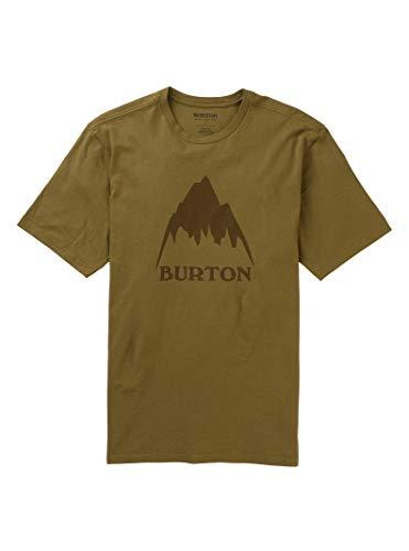 Sleeve Short Shirt Martini - Burton Men's Classic MTN High Short Sleeve Tee, Martini Olive, Large