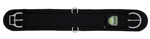 Western Saddle Girth - Weaver Leather Neoprene Straight Smart Cinch
