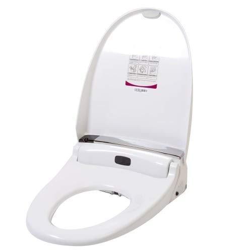 White Renewed Kohler Novita BH-90 Plastic Elongated Bidet Seat