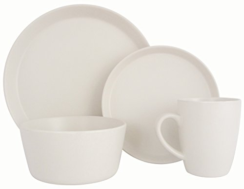 Melange Stoneware 32-Piece Dinnerware Set  | Service for 8|