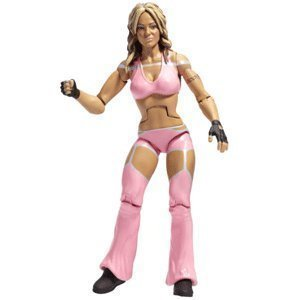 TNA Wrestling Deluxe Impact Series 3 Action Figure Velvet Sky