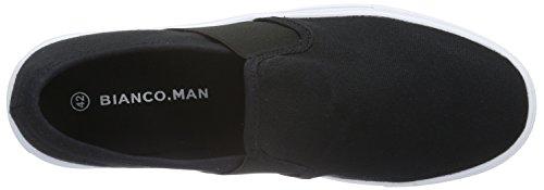 Bianco Men's 60-71400 Loafers Black (10/Black) scM3HH4LW
